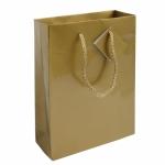 Shopper carta Oro