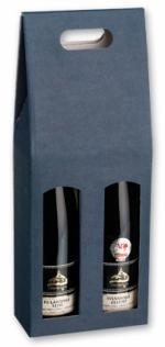 Portabottiglie da 2 in cartoncino
