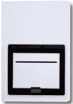 Quaderni personalizzati con porta tessere