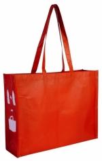 Shopper RPET con logo aziendale