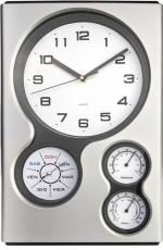 Orologio con termometro personalizzato